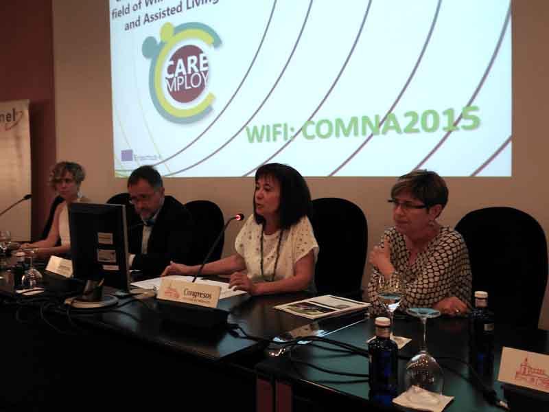 Congreso empresas economía social, Pamplona, Grupo SSI