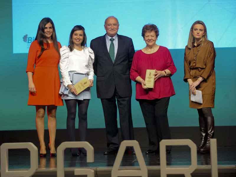 Zirgari Sariak 2017, Grupo SSI, entrega de premios