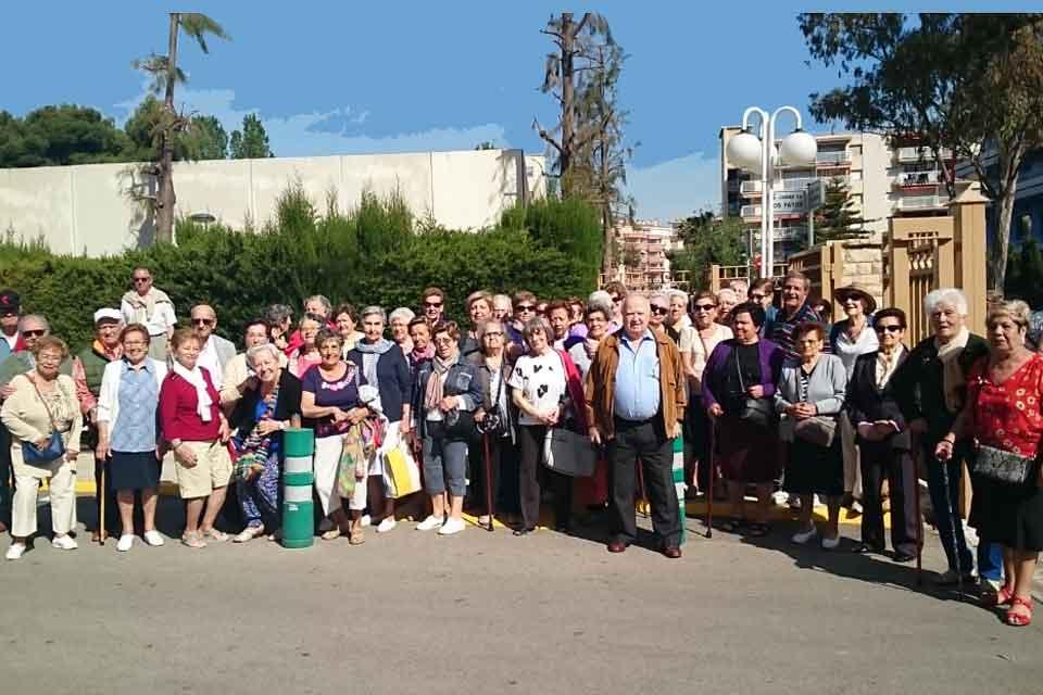 Programa viajes gerosaludables, Grupo SSI