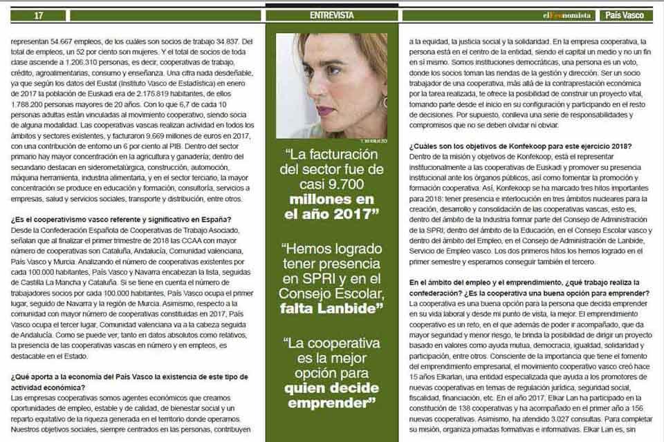 rosa lavin entrevista el economista
