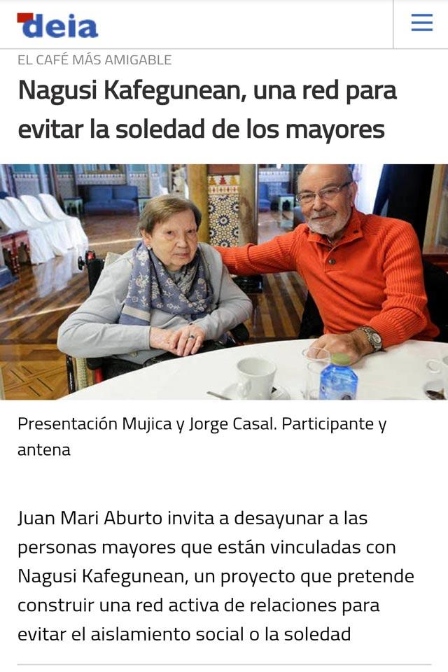 Nagusi kafegunean alcalde bilbao