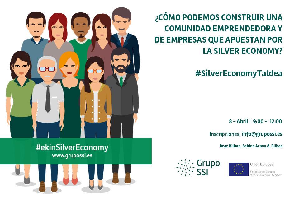 ¿Cómo podemos construir una comunidad emprendedora y de empresas que apuestan por la Silver Economy?