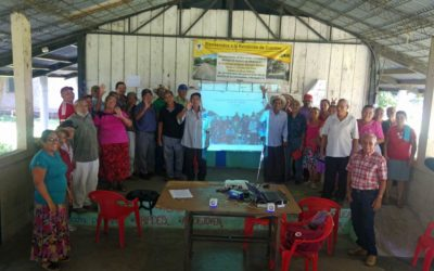 Descartados: Mayores de El Salvador más cerca de Donostia