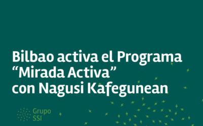 """Bilbao activa el Programa """"Mirada Activa"""" para identificar personas mayores en situación de soledad."""